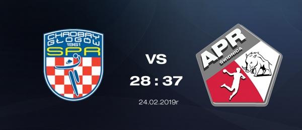 Zwycięstwo w Głogowie