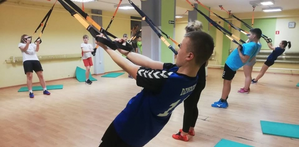TRX w Centrum Fitness BodyArt